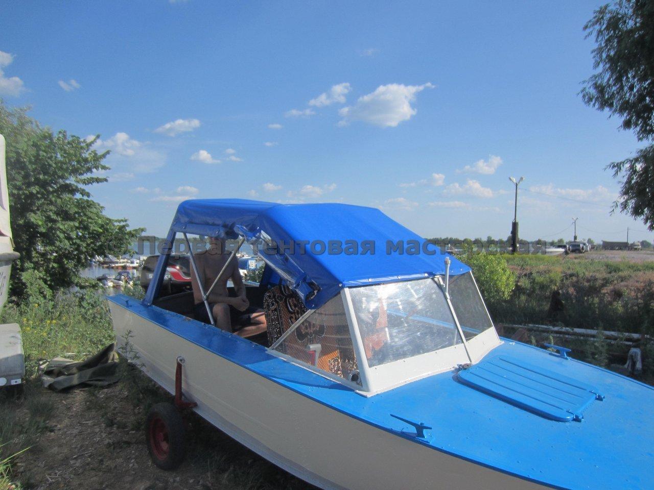 Моторные лодки в Сызрани