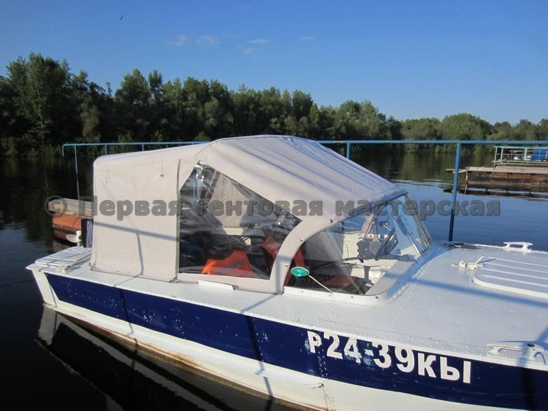 тент для лодки прогресс 2 м